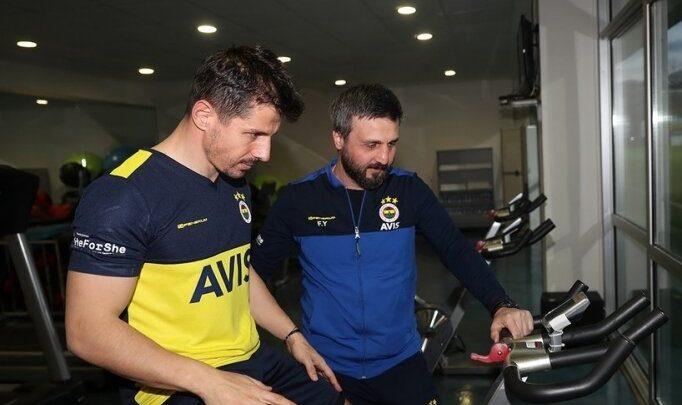 """Fenerbahçe evden çalışıyor: """"Takım mental olarak iyi"""""""