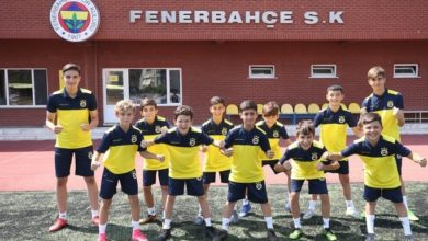Fenerbahçe futbol altyapı takımları e-antrenman uygulamasına geçti