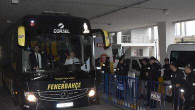 Fenerbahçe, Konya 'ya geldi! Havaalanında 'Corona ' tedbiri!