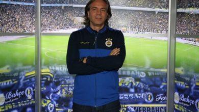 Fenerbahçe'nin kayserispor maçı için yeni hocası kesin oldu