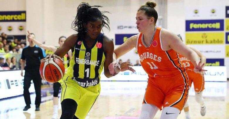 Fenerbahçe Öznur Kablo - Bourges Basket maç sonucu: 84-75