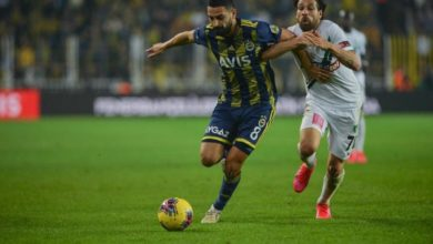 Fenerbahçe puanı son dakikada kurtardı