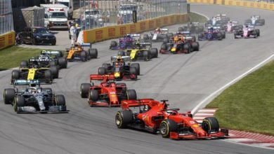 Formula 1 'de üç Grand Prix daha ertelendi