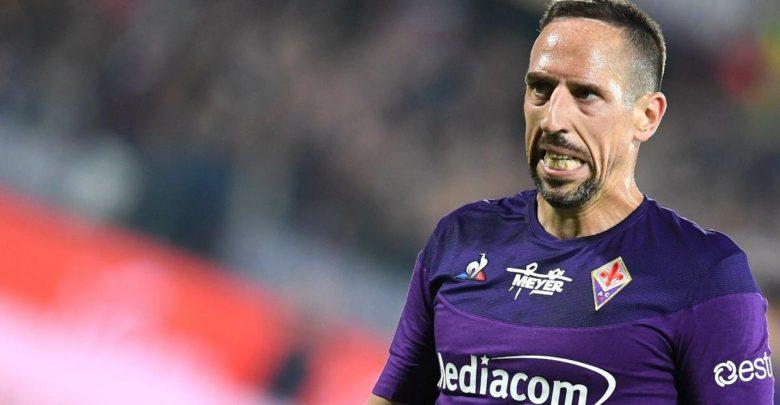 Frank Ribery 'den hastanelere takviye