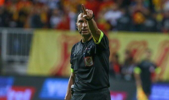 Galatasaray - Beşiktaş derbisinin hakemi açıklandı