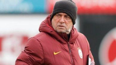 Galatasaray'da idman iptal edildi