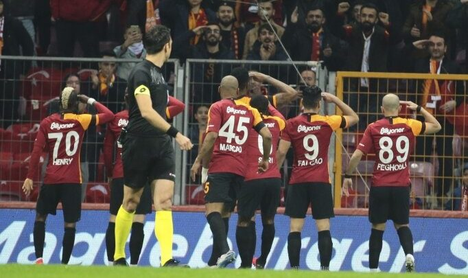 Galatasaray'ın derbide avantajı Türk Telekom Stadı