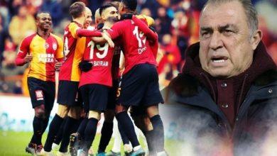 Galatasaray'ın tek rakibi PSG