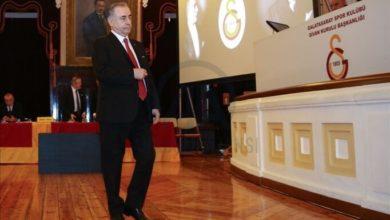 Galatasaray Kulübü'nün divan kurulu toplantısı başladı