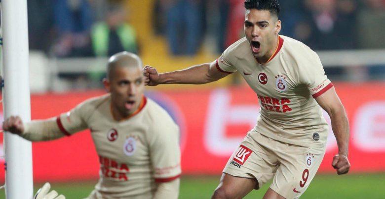 Galatasarayın müthiş ikilisi galibiyeti getiremedi