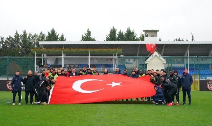 Gaziantep FK'de koronavirüs tedbirleri