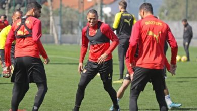 Göztepe'de Kasımpaşa maçı öncesi 4 yetkisiz