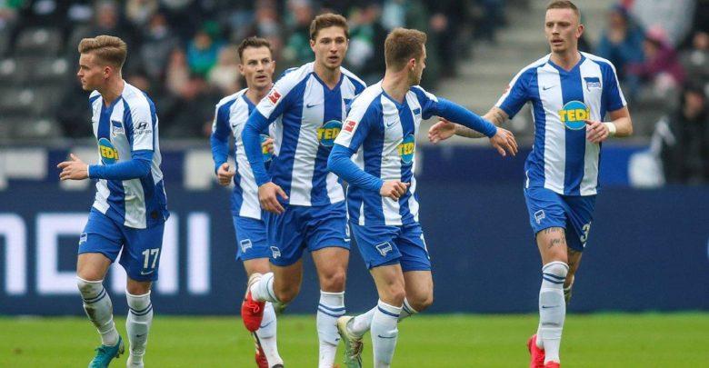 Hertha Berlin futbolcusunun testi artı çıktı!