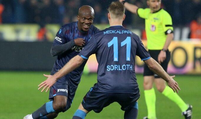 İşte Trabzonspor'u sırtlayan üçlü