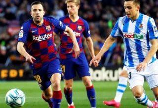 Jordi Alba'dan Adem Ljajic tepkisi