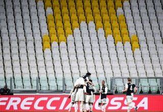 Juventus, sahasında Inter'i yenerek yeniden zirveye çıktı