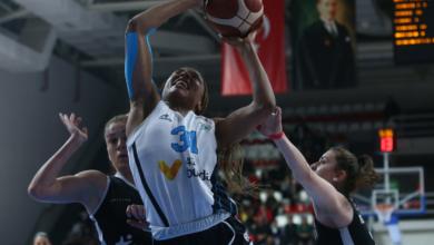 Kadınlar Basketbol Türkiye Kupasında finalin adı emin oldu