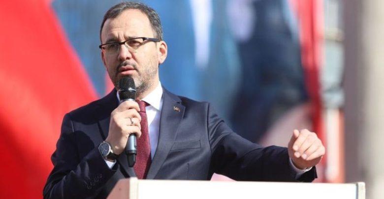 """Kasapoğlu: """"Maçlar seyircili oynanacak"""""""