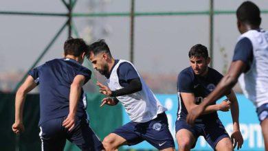 Kasımpaşa'da Göztepe maçı hazırlıkları sürüyor