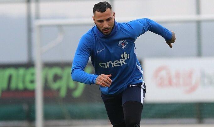 Kasımpaşa'da Göztepe maçının hazırlıkları devam ediyor