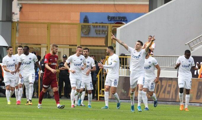 Kasımpaşa, Kayserispor'un serisini 5 golle bitirdi!