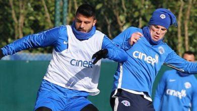 Kasımpaşa, Yeni Malatyaspor maçı hazırlıklarını sürdürdü