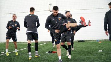 Kayserispor'da teknik ekip ve futbolculara koronavirüs testi yapıldı
