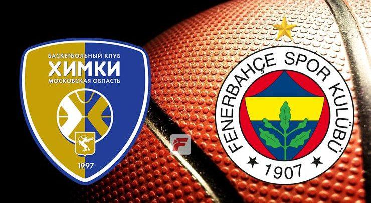 Khimki - Fenerbahçe Beko maçı ne zaman, hangi kanalda, saat kaçta?