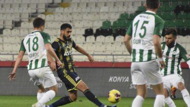 Konyaspor Fenerbahçe özet! Fenerbahçe 'de başarı hasreti sürüyor (MAÇ ÖZETİ)