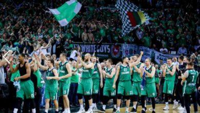 Litvanya basketbol şampiyonu Zalgiris duyuru edildi!
