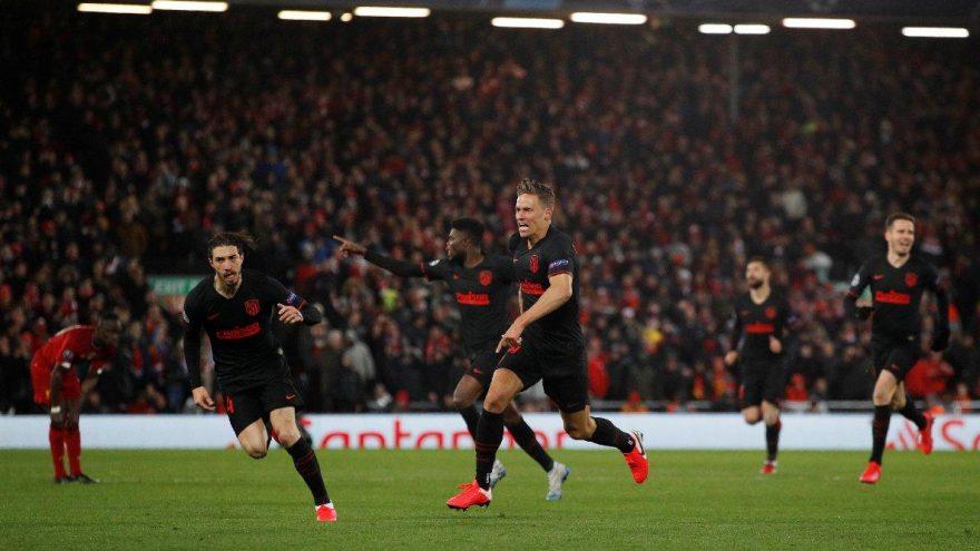 UEFA Şampiyonlar Ligi Son 16 Turu | Liverpool Atletico Madrid ve Paris Saint-Germain Borussia Dortmund maçları