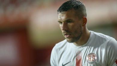 """Lukas Podolski: """"Dipteki takımlar bizi strese soktu ama..."""""""