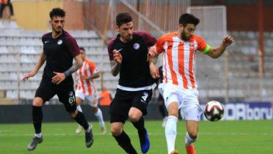 MAÇ SONUCU | Adanaspor 1-1 Keçiörengücü