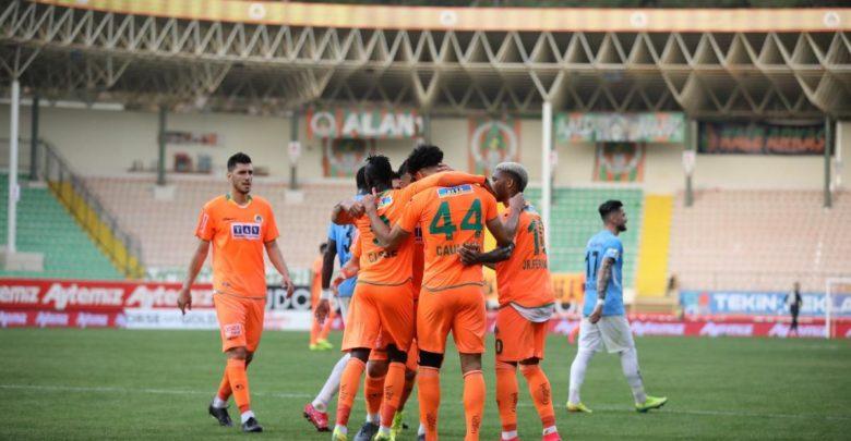 MAÇ SONUCU | Aytemiz Alanyaspor 1-0 Gaziantep FK