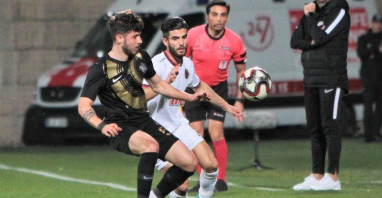 MAÇ SONUCU | Osmanlıspor 1-1 Eskişehirspor
