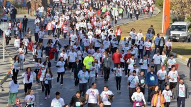 Mersin Maratonu 'na corona virüsü engeli