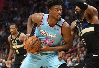 Miami Heat, Milwaukee Bucks'a dur dedi