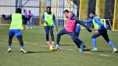 MKE Ankaragücü, Gaziantep FK maçı hazırlıklarına devam etti