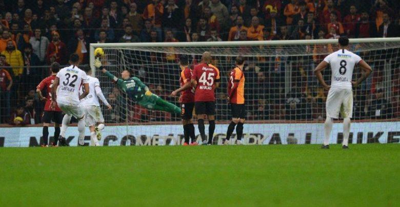 Muslera lige damga vurdu! Fenerbahçe maçından sonra...