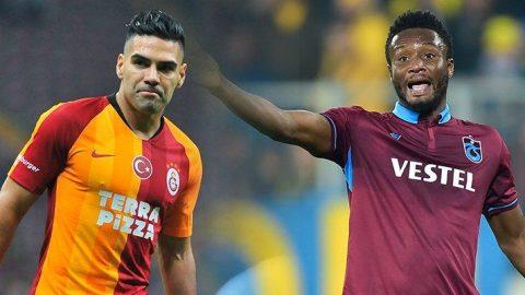 John Obi Mikel ve Radamel Falcao: `Sezon iptal edilmeli`