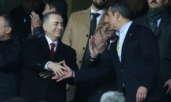 Mustafa Cengiz'den Ali Koç göndermesi