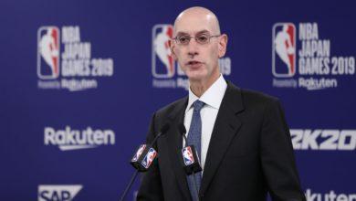 NBA Başkanı Adam Silverdan durdurma açıklaması