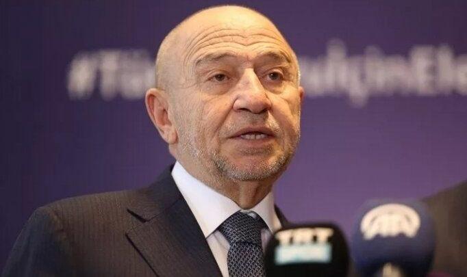 "Nihat Özdemir: ""Galatasaray - Beşiktaş derbisi seyircili oynanacak"""