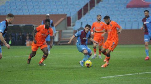 MAÇ SONUCU | Trabzonspor 1-1 Medipol Başakşehir
