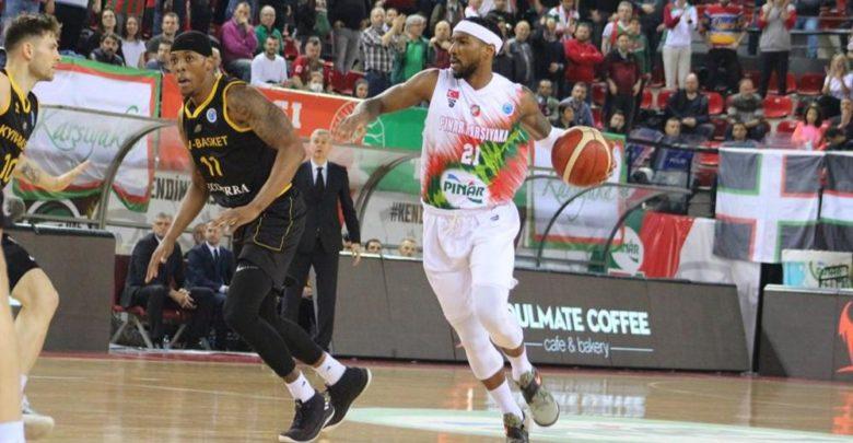 Pınar Karşıyaka - Kiev Basket maç sonucu: 88-67