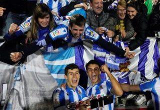 Real Sociedad 32 yıl daha sonra Kral Kupası'nda finalde