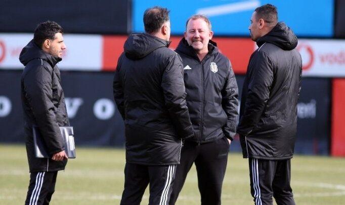 """Sergen Yalçın: """"Her futbolcu satılabilir fakat onlar kalsın"""""""