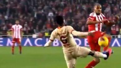 Sivasspor - Galatasaray maçında konuşulan penaltı pozisyonu