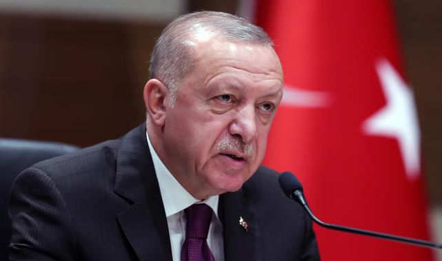 SON DAKİKA! Cumhurbaşkanı Erdoğanın konuşması sona erdi! Ligler