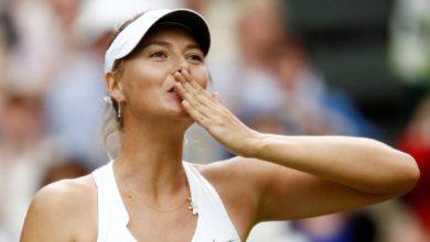 SON DAKİKA Maria Shapova 'dan flaş karar!